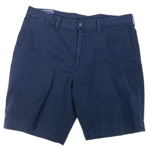 "Polo by Ralph Lauren Shorts - Polo Ralph Lauren Classic Fit 9"" Shorts Navy Blue"